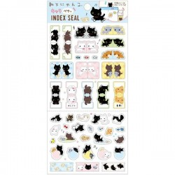 STOCK - STICKERS NYANKO
