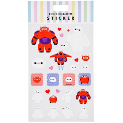 STOCK - STICKERS BAYMAX