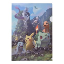 STOCK - CLEARFILE MEWTWO