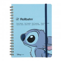 STOCK - CAHIER ROLLBANH STITCH