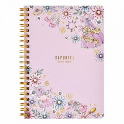 STOCK - CAHIER A SPIRALE...