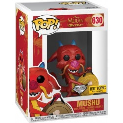 COMMANDE - FUNKO POP MUSHU...